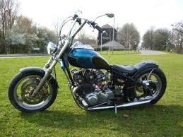 honda 750 bobber frame hobbiesxstyle