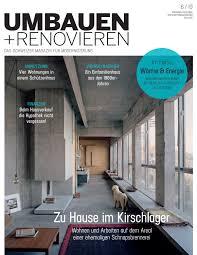 Umbauen Renovieren 062019 By Archithema Verlag Issuu