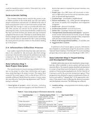 chapter 2 case study selection and compilation economic impact page 12