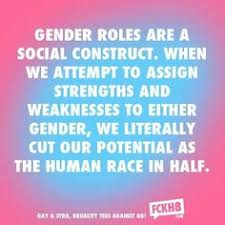 Gender on Pinterest | Gender Roles, 99 Problems and Equality