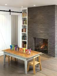 contemporary stone fireplace modern stone fireplace wall ideas image of artistic stacked stone fireplace modern stone