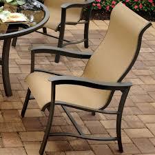 Bocara Sling Chair BOCACHR  AFWOutdoor Sling Furniture