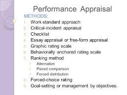 performance appraisal ppt video online performance appraisal