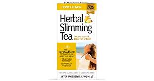 21st Century <b>Slimming Tea</b> - Honey Lemon - 24 Teabags: Buy ...