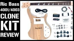 rickenbacker 4001 4003 bass diy kit review mod bass kit the fretwire rc 4 rca 4 pit bull guitars