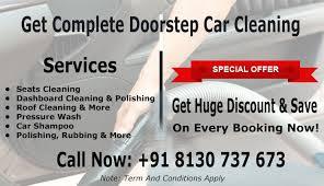car detailing services noida delhi