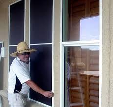 exterior solar screen