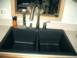 reglaze kitchen sink cast iron sink kitchen sink refinishing a fair cast iron large size how reglaze kitchen sink