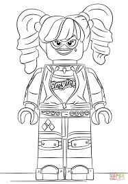 harley quinn coloring pages best coloring pages for kids harley of the lego batman lego