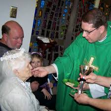 Betty Gammon makes a momentous decision, at age 99   Catholic Star ...