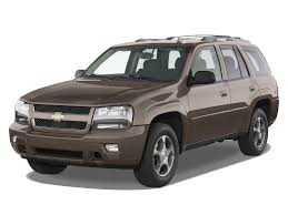 2009 Chevrolet TrailBlazer Reviews and Rating | Motor Trend