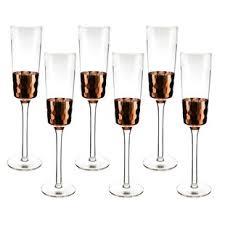 unique champagne flutes. Champagne Flute (Set Of 6) Unique Flutes S