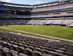 Metlife Stadium Football Seating Chart Metlife Stadium Section 109 Seat Views Seatgeek