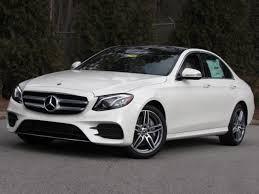 2018 mercedes e class white. 2018 mercedes-benz e-class e 300 4matic® sedan in cary, nc mercedes class white