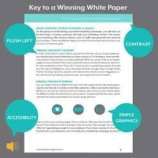 White Papers Sample A White Paper Template Helps You Build Content That Applies Inbound