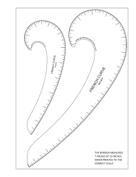 imperial french curve thumbnail more free printable french curves hip curves grow your own clothes on printable form maker