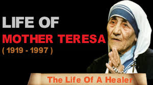mother teresa biography in hindi life of a healer hindi  mother teresa biography in hindi life of a healer hindi story 12