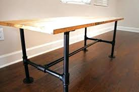 diy pallet iron pipe. Diy Coffee Table Legs Metal Pipe Desk Make Your Own Stylish Pip  Pallet With Hairpin Diy Pallet Iron Pipe