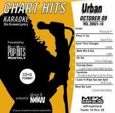 Karaoke Cdgs Dvds Media Pop Hits Monthly Urban