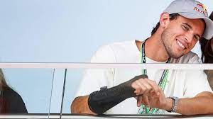 Dominic Thiem gibt Update zur Handgelenksverletzung und nennt Details zum  Comeback - Eurosport