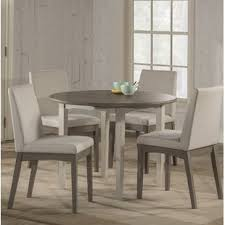 modern dining rooms. Kinsey Modern 5 Piece Drop Leaf Dining Set Rooms A