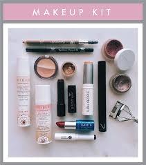 organic makeup essentials face