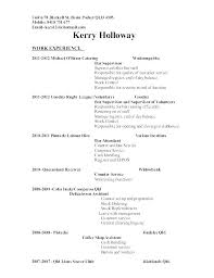 9 10 Examples Of Objectives In A Resume Archiefsuriname Com