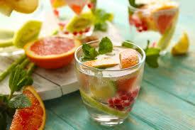 fresh fruit vodka infusions