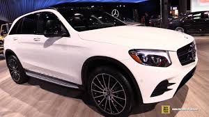 Choose the desired trim / style from the dropdown list to see the corresponding dimensions. 2019 Mercedes Glc 300 Exterior And Interior Walkaround 2018 La Auto Show Youtube