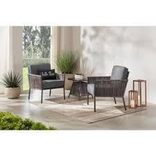 3 piece patio furniture outdoors
