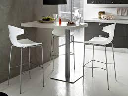 Table Haute Pour Cuisine Avec Tabouret Cuisine Idées De