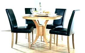 medium size of round glass and oak dining table chairs latest wooden designs with top base