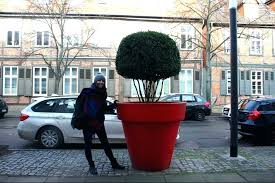 giant flower pots huge pot in large planter big lots outdoor