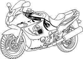 Small Picture free motorcycle coloring pages 100 images coloring pages ghost