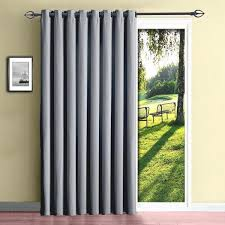 Insulated Blackout Sliding Door or Patio Door Curtains in 5 colors. $36.95