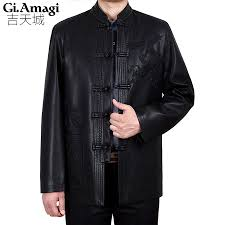 whole 2017 spring new soft leather jacket jpg