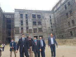 جامعة المنصورة الجديدة - الرئيسية