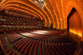 Radio City Music Hall New York Seating Chart Radio City Music Hall Manhattan Attractions