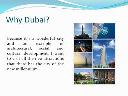 my dream vacation in dubai