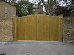 Wooden Gates All About Fencing