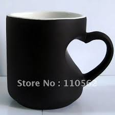 unique shaped coffee mugs. Plain Coffee Heart Shaped Handle Personalized Coffee Mug Cup With Color Changing With Unique Mugs F