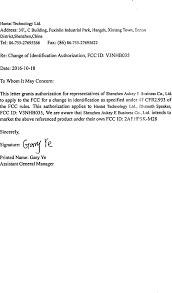 Pldt Authorization Letter Sample Menu Templates For Microsoft Word