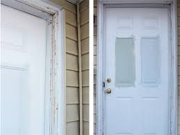install front doorHow To Install Exterior Trim  Annabode  Co