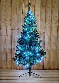 480 Christmas Tree Lights Large Luxury 6 Ft Green Pine Artificial Christmas Tree With 480 Clear White Light