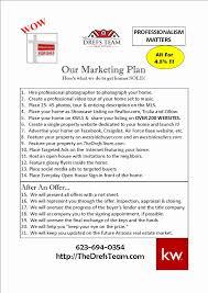 real estate agentrketing plan elegant listing hatch urbanskript of photos design