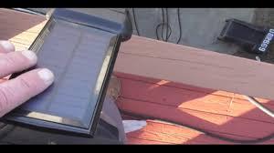 Solar Motion Sensor Light Sunix Solar Security Light Ip65 Waterproof Outdoor Solar Wall Light
