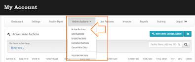 How Do I Cancel An Auction Storagetreasures Help Center