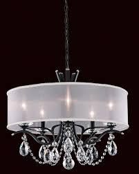 schonbek lighting va vesca light chandelier shown in ferro