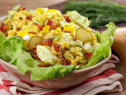 ⅓ cups real mayonnaise (resist the urge to use low fat versions!) salt and pepper, to taste. Pioneer Woman S Potato Salad Recipe Recipezazz Com