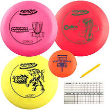 Amazon Com Innova Discs Golf Starter Set Putter Mid
